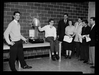 Waterloo University, Opening Physics Building [Unpublished]