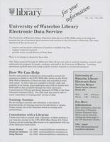 For Your Information (v.04, n.01)
