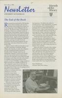 Friends of the Library Newsletter (v.07, n.01)