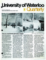 University of Waterloo Quarterly (1969 March)
