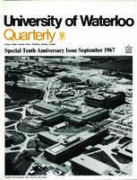 University of Waterloo Quarterly (1967 September)