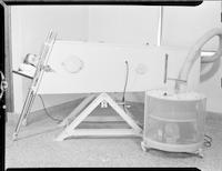 Iron lung Kitchener-Waterloo Hospital [Published]
