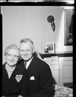 Browne, Mr. & Mrs. James, Woman of the Year, Guelph [Unpublished]