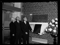 Waterloo University, Opening Physics Building [Published]