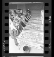 University Of Waterloo, Pinball Contest [Unpublished]