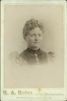 Clement, Janie Elizabeth Bowlby