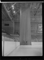 Kitchener Memorial Auditorium, Curtain [Unpublished]