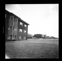 Waterloo Lutheran College, New Building, Exterior [Unpublished]