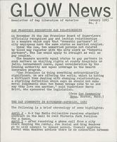 GLOW News (January 1983)