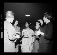 Ariaratnam, Mrs., Y.M.C.A., Woman of the Week [Unpublished]