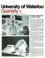 University of Waterloo Quarterly (1967 June)