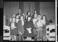 Christmas, Choir, Westmount [Unpublished]