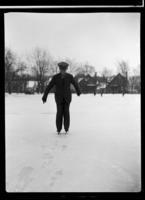 Blind Skater, Rudolph Henning [Published]
