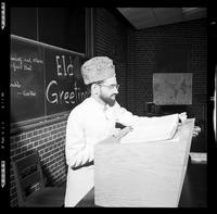University of Waterloo, Mir Wahed Ali, First Reading of the Koran [Published]