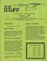 The WCF Stuff (1989 February 02)