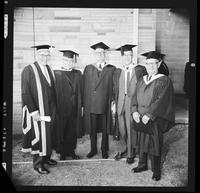 University of Waterloo, Convocation, Dana Porter [Unpublished]
