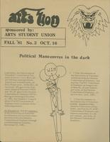 Arts Lion (1981 October 16)