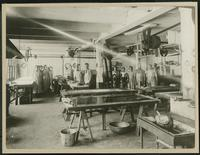 C.H. Doerr and Company : interior of plant