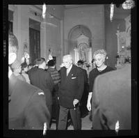 Governor General Vanier, Visit [Unpublished]