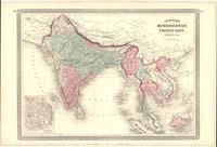 Johnson's Hindoostan and farther India
