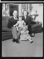 Mayor Donald Weber and Family [Published]