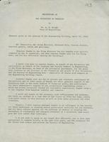Engineering at the University of Waterloo: Remarks Given at the Opening of the Engineering Building, April 12, 1962
