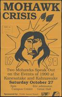 Mohawk crisis