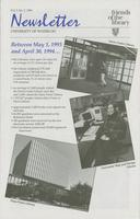 Friends of the Library Newsletter (1990-1997)