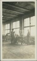 Machine shop.