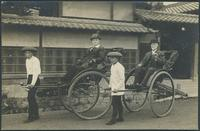 Kaufman, Jacob and Mary Kaufman in Japan