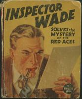 Inspector Wade of Scotland Yard in the mystery of the red aces