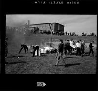 University of Waterloo, Burning Effigy [Unpublished]