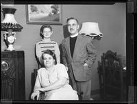 Donaldson, Rev. Harry and Family [Unpublished]