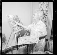MacLellan, Mrs. Margaret, Woman of the Week, YWCA [Unpublished]