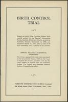 #26: Birth control trial